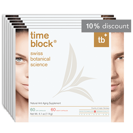 timeblock® 12-month-package