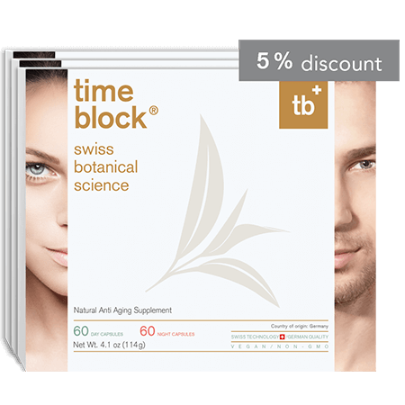 timeblock® 6-month-package