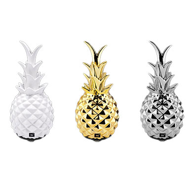Aromatic Ultrasonic Diffuser (available in gold, silver or white)
